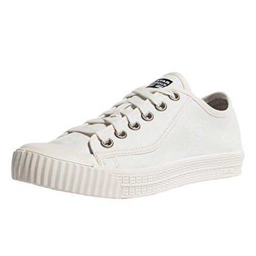 GStar agGirhz homme Chaussures libya Rovulc Casual blanches HPx0gq1d