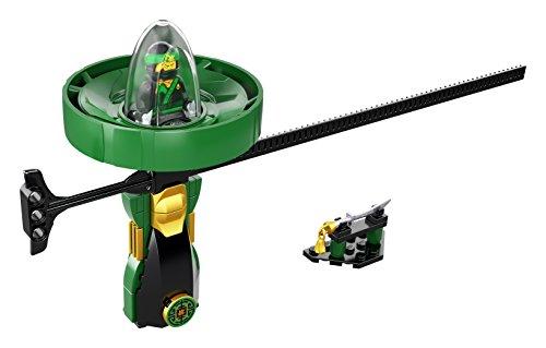 Preisvergleich Produktbild LEGO The Ninjago Movie 70628 - Spinjitzu-Meister Lloyd, Cooles Kinderspielzeug