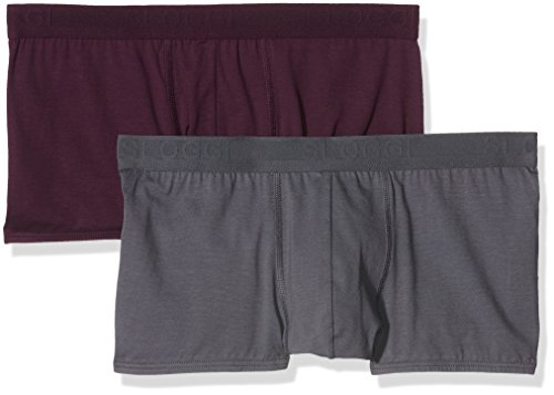 Sloggi for men Herren Retroshorts slm EverNew Hip C2P Mehrfarbig (MULTIPLE COLOURS 7 I7)