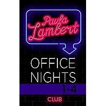Paula Lambert - Office Nights 1-4 (German Edition)