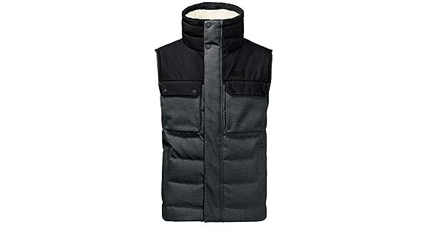 80b120523b4 Jack Wolfskin Mens Banff Springs Vest: Amazon.co.uk: Sports & Outdoors