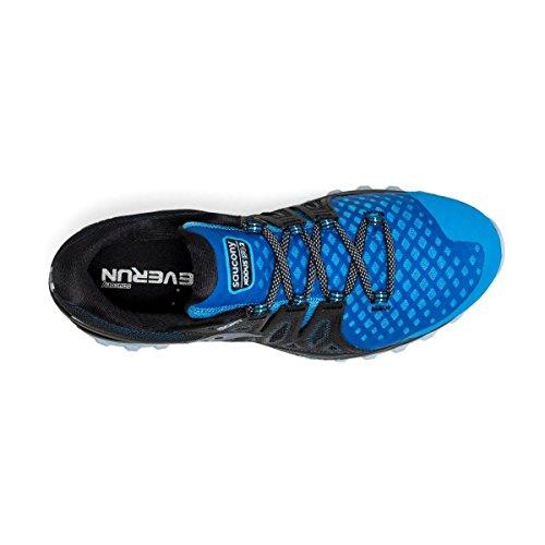 Saucony Xodus ISO 2, Chaussures de Fitness Homme Bleu