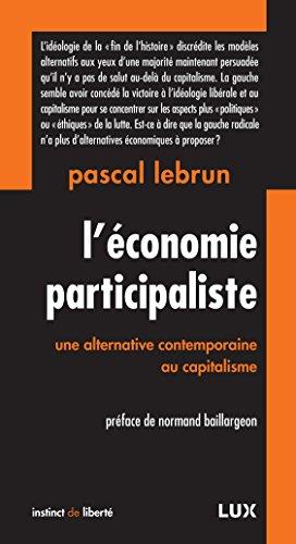L'économie participaliste: Une alternative contemporaine au capitalisme