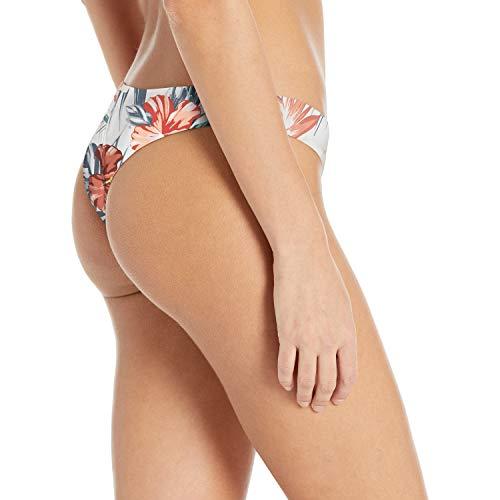 Rip Curl Damen ANINI Beach Bikinislip, weiß, Medium - 2