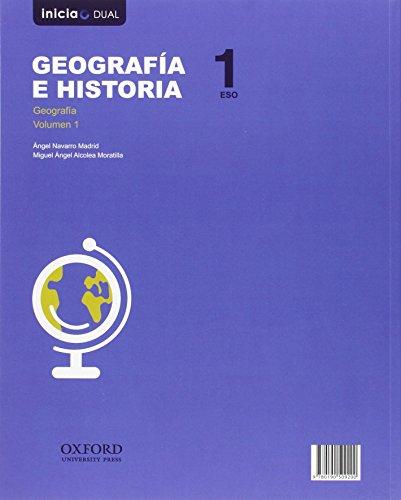 Pack Inicia Dual Geografía E Historia. Libro Del Alumno. Canarias - 1º ESO - 9780190503277