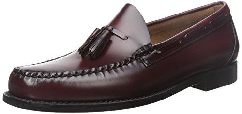 G.H. Bass & Co. Herren Lexington, burgunderfarben, 45 EU (Penny Loafer Von Bass)