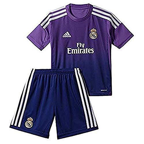 Minikit Adidas Gardien Real Madrid (4 ans)