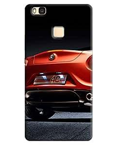 Huawei Honor 8 Smart Cover, Huawei Honor 8 Smart Back Cover, Huawei Honor 8 Smart Mobile Cover by FurnishFantasy™