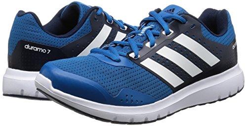 new style 0f940 3a72c adidas Duramo 7, Scarpe Running Uomo, Blu (Unity Blue F16Ftwr WhiteCollegiate  Navy), 44 EU