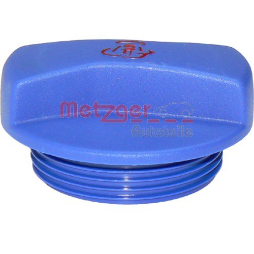 Metzger 2140037 Verschlußdeckel, Kühlmittelbehälter (Kühlmittelbehälter)