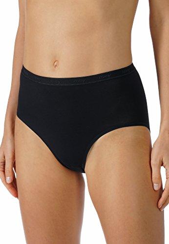 Mey Basics Serie Best of Damen Taillenslips/ - Pants Schwarz 46