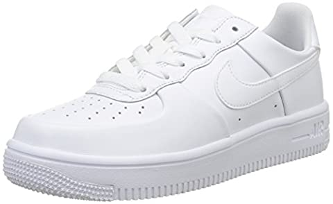 Nike Kinder und Jugendliche Air Force 1 Ultraforce Gs Basketballschuhe,