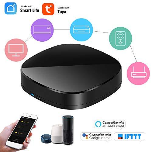 OWSOO WiFi-IR Remote IR Control Hub Wi-Fi2.4Ghz Control