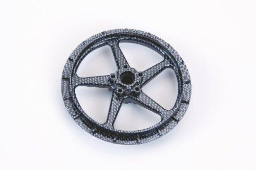 Graupner 90190.108  - Llanta delantera de fibra de carbono importado de Alemania