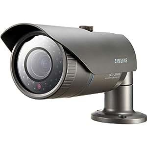 Samsung-SCO - 2080R 1/3/5 W 600 700TVL TDN IR 2.8- - 10 mm 50 m-LEDDual IP66 INbuild IR-Garantie :  3 ans