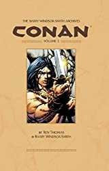 The Barry Windsor-Smith Conan Archives Volume 2