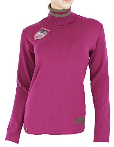 almgwand-anuschka-womens-turtle-neck-sweater-berry-oliv-sizexs