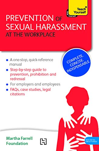 Prevention of Sexual Harassment at the Workplace: A Teach Yourself Guide