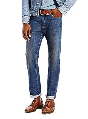 Levi's Men's 501 Levisoriginal Fit Indigo Path St Jeans
