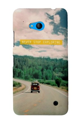 Expert Deal Best Quality Printed Hard Designer Back Cover Case Cover For Nokia Lumia 730  available at amazon for Rs.149