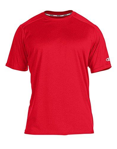 Champion's Männer Big-Tall Powertrain Solid-T-Shirt (Rot, 2 XT)