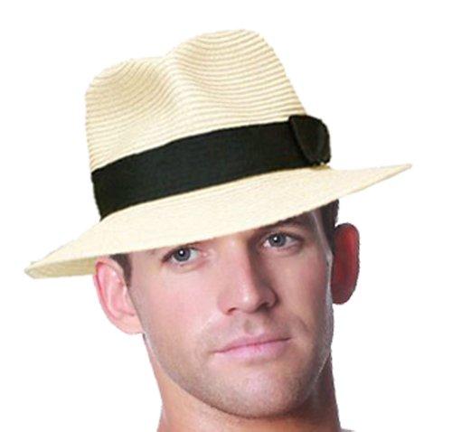 Socks Uwear - Panama -  Homme blanc cassé - Beige