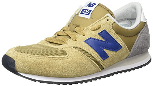 New Balance 420, Zapatillas de Running Unisex Adulto, Multicolor (Beige 268), 40.5 EU