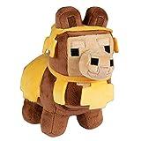 J!NX 8732 - Jinx Minecraft Happy Explorer Plüschfigur Baby Llama braun 16 cm