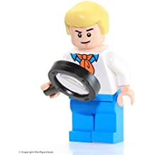 LEGO Scooby-Doo Minifigure - Fred Jones from Mystery Machine (75902) by LEGO