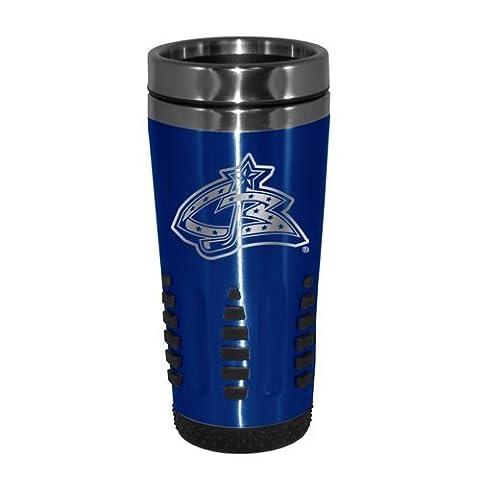 NHL Columbus Blue Jackets Huntsville Travel Mug (Blue) by Mustang