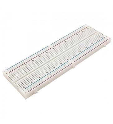 Generic CPVKHEDC Breadboard-MB102 830 Tiepoints