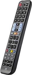 One For All Samsung TV Fernbedienung - Funktioniert mit ALLEN Samsung TV / Smart TV - die ideale TV-Ersatzfernbedienung - URC1910