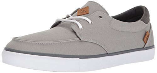 Reef Deckhand 3, Sneakers Basses Homme, Multicolore (Grey/White Grw), 46 EU