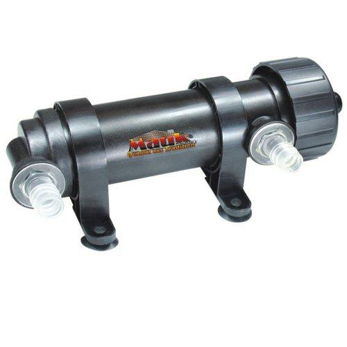 Mauk 673 Lichtfilter UV-C Algenklärer inklusive Ersatzleuchte 7 W