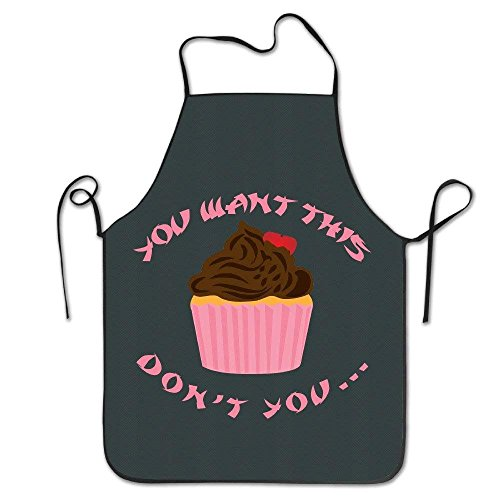 for Girl Restaurant Kitchen Chef Apron ()