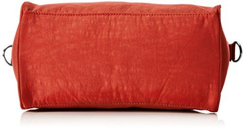 Kipling AMIEL, Damen Schultertasche ,, Rot (78G Red Rust)
