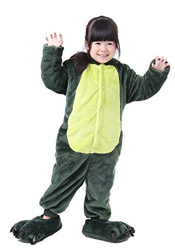 LATH.PIN Kind Kost¨¹m Fasching Halloween Sleepsuit Tier Karton Homeware Karneval Nachthemd Kinderparty (Für 11 Mädchen Halloween Kostüme Im Von Alter)