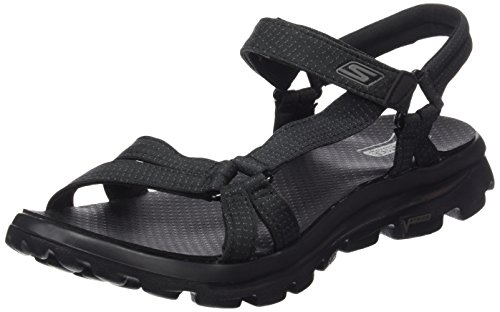 Skechers Go Walk Move River Walk - Sandalias Mujer