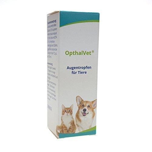 Almapharm OphtalVet KCS Augentropfen Augent