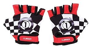Globber- Guantes Protección Junior Carreras, (528-102)