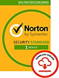 Norton Security Standard 2019|1 Device|1 Year|Antivirus Included|PC|Mac|iOS|Android|Download