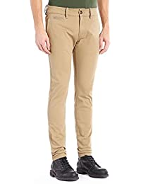 Diesel Chi Shaplow 7BM Hommes Hommes Pantalons Chino stretch