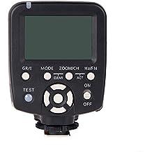 Yongnuo YN560-TX - Controlador inalámbrico de Flash para cámaras DSLR, Réflex Nikon D5200, D90, D7100, D800, D3200, D3100