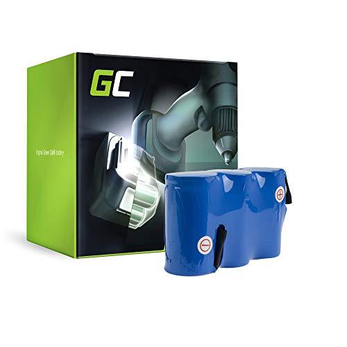 Green Cell® 08800-00.630.00 8800-00.630.00 3.3Ah 3.6V Ni-MH Werkzeug Akku für Gardena Accu 45 8808 8808-20 Accu 60 8800 8800-20 Accu 60 8810 8810-20
