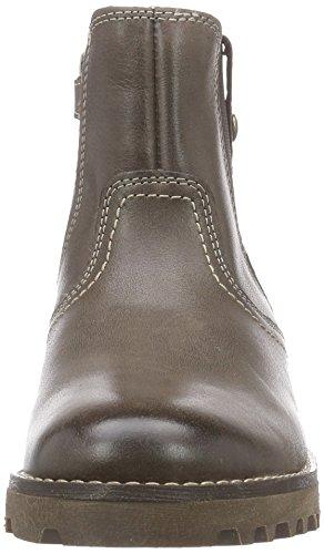 Geox JR AXEL A Jungen Kurzschaft Stiefel Braun (C6004CHESTNUT)