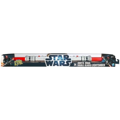 Star Wars Star Wars Darth Maul Double Bladed Lightsaber Toy
