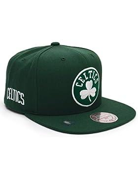 Mitchell & Ness Gorra de béisbol - para hombre Verde verde Talla única