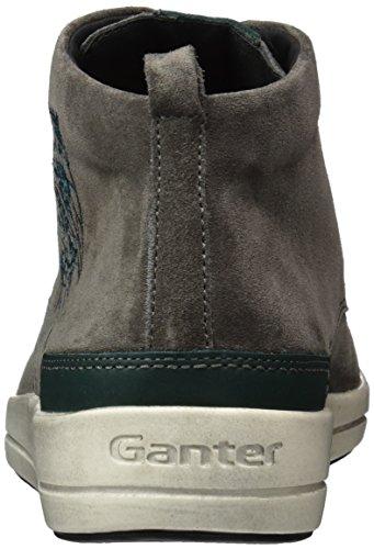 Ganter Damen Giulietta-G Hohe Sneaker Grau (Graphit/Petrol)
