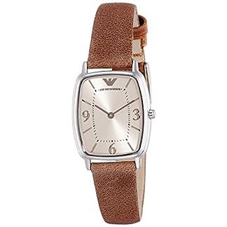 Emporio Armani Chronograph Silver Dial Women's Watch – AR2497