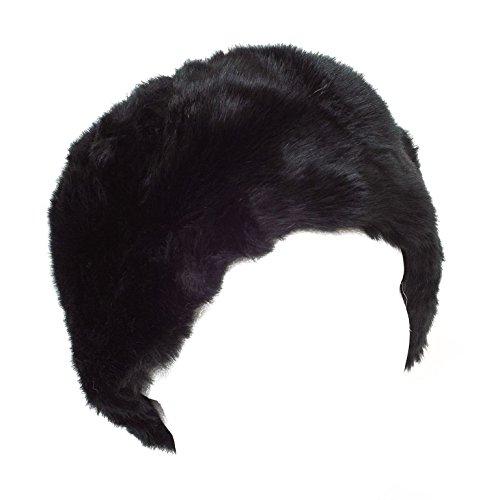 aken russische Hut (schwarz), eine Größe (ca. 58 cm) (Russische Faux Pelz Hut)